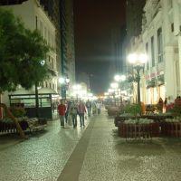 Rua XV de Novembro, Curitiba/PR., Куритиба