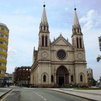 Catedral Basílica de Curitiba, Куритиба