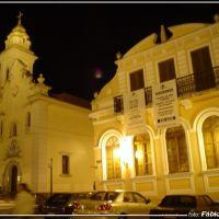 Largo - Igreja Rosário - Foto: Fábio Barros  (www.cidade3d.uniblog.com.br), Куритиба