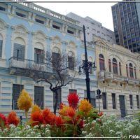 Rua Barão do Rio Branco - Foto: Fábio Barros  (www.cidade3d.uniblog.com.br), Куритиба