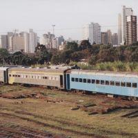 Estació de Curitiba-Paraná-Brasil, Куритиба