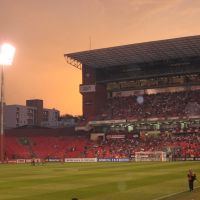 Im Stadion des Atlético Paranaense Klubs, Куритиба