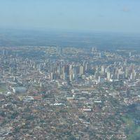 Vista aérea de Londrina 04/12/2008, Лондрина