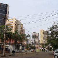 Rua Tupi quase no cruzamento da Avenida Higienópolis - Londrina - PR - Brasil, Лондрина