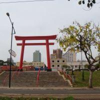 Praça Centenário da Imigração Japonesa no Brasil - Londrina - PR - Brasil, Лондрина