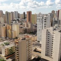 Vista da cidade - Londrina - Paraná - Brasil, Лондрина