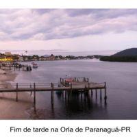 Fim de Tarde na Orla de Paranaguá, Паранагуа