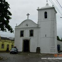 Paranagua BR - Iglesia San Benedito ( www.alepolvorines.com.ar ), Паранагуа