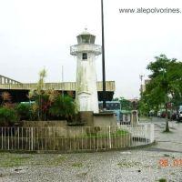 Paranagua BR - Faro ( www.alepolvorines.com.ar ), Паранагуа