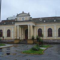 Estação Ferroviária de Paranaguá, Паранагуа