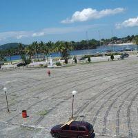 Praça 29 de julho Paranaguá PR, Паранагуа