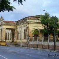 * Estação Ferroviária, Паранагуа