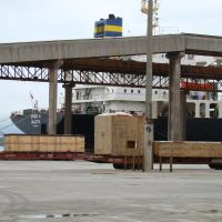 Pier Porto, Паранагуа