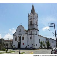 Igreja de Nossa Senhora do Rosário (1578) - Fev/2012, Паранагуа
