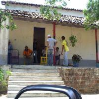 Assentados rurais em Brejinho, Гаранхунс