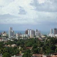 Vista dos Prédios em Olinda - PE, Олинда