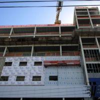 Prédio da CEF do Bairro Novo quando em construção, Олинда