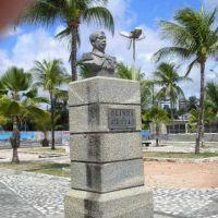 Busto do Marechal Luís Alves de Lima e Silva, o Duque de Caxias, Олинда