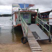 Barca Rio dos Currais, Петролина