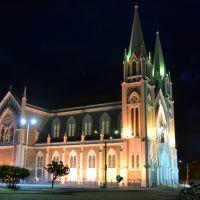 Catedral, Praça Dom Malan, Petrolina, PE, Brasil, Петролина