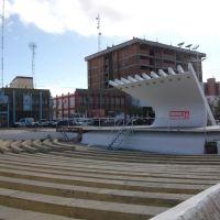 Auditório - Praça da Catedral - Petrolina, Brasil, Петролина