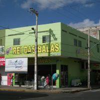 O Rei das Balas - candy shop - Petrolina, Brazil, Петролина