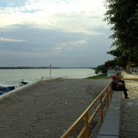 Rio São Francisco, Juazeiro, Bahia, Brasil, Петролина