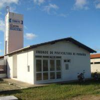 Unidade de Piscicultura de Parnaiba, Парнаиба