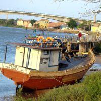 Rio Igaraçu Porto das Barcas, Парнаиба