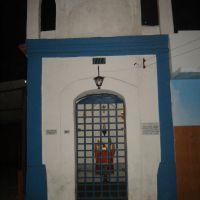 Capela de Nossa Senhora de Mont Serrat, Primeira Padroeira de Parnaíba, Парнаиба