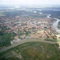 Vista do Rio Igaraçu - Parnaíba by Morais Brito, Парнаиба