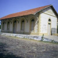 Museu do Trem - Parnaíba by Morais Brito, Парнаиба