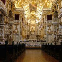 Interior da Nossa Senhora do Carmo da Antiga Sé - Rio de Janeiro - Brasil - by LAMV, Вольта-Редонда