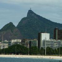 Corcovado - Rio de Janeiro - Brasil - by LAMV, Вольта-Редонда