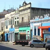 The Streets of Old Rio, Кампос