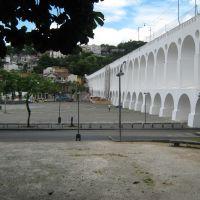 Arcos da Lapa - RJ, Кампос