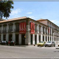 Paço Imperial  -  Foto: Fábio Barros (www.cidade3d.uniblog.com.br), Масау