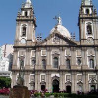 BRASIL Iglesia N.S. de la Candelaria,  Rio de Janeiro, Масау