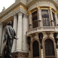 Maestro Carlos Gomes e o Teatro Municipal, Масау