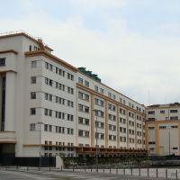 Tribunal de Justiça e Centro Administrativo - Rio - RJ - nov/2009, Масау