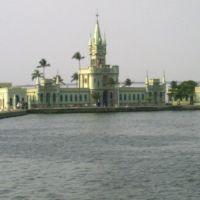 Palácio da Ilha Fiscal _ Rio de Janeiro - Brasil, Масау