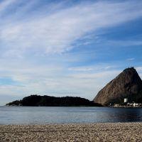 Guanabara Bay and Sugar Loaf, Масау