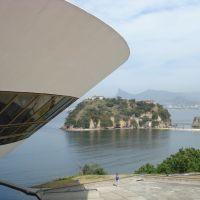 Guanabara Bay and Niemeyer Museum, Нитерои