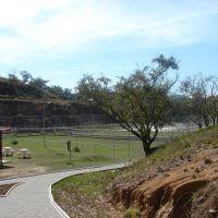 Salutaris P.do Sul - Campo de Futebol, Параиба-ду-Сул