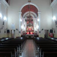 Igreja de São Pedro e São Paulo (Nave), Параиба-ду-Сул