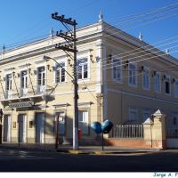 Câmara Municipal, Параиба-ду-Сул