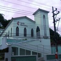 Igreja Metodista de P. do Sul, Параиба-ду-Сул