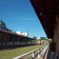 Estacao de trens de Paraiba do Sul, Параиба-ду-Сул