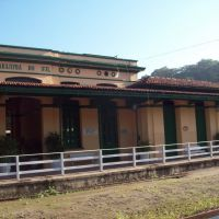 Estacao Ferroviaria de Paraiba do Sul, Параиба-ду-Сул
