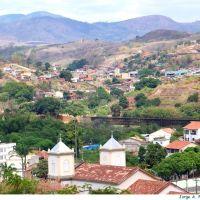 Paraíba do Sul - vista parcial, Параиба-ду-Сул